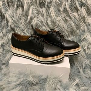 Steve Madden Lace up Oxfords